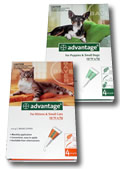 Advantage Flea Treatment Cats & Dogs