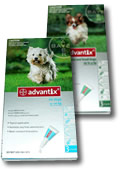 Advantix Flea and Tick Control