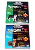 Heartgard Plus Heartworm, Roundworm, Hookworm Prevention