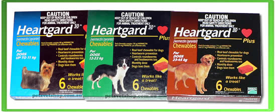 Heartgard Beef Chewables