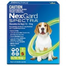 Nexgard Spectra Green