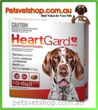 Heartgard Plus Brown 6
