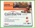 Comfortis for Small Dogs 4.6 - 9 kg (10.1 - 20 lb) Orange