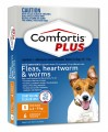 Comfortis Plus Orange 6