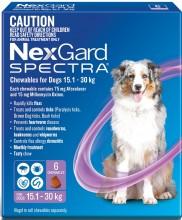 Nexgard Spectra Purple