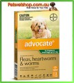 Advocate for Puppies Green 3 Pack