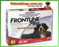 Frontline Plus (Red) for Extra Large Dogs 3 month pack