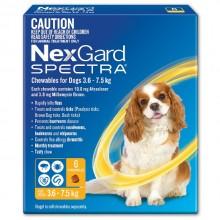 Nexgard Spectra Yellow