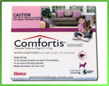 Comfortis for Dogs - Pink